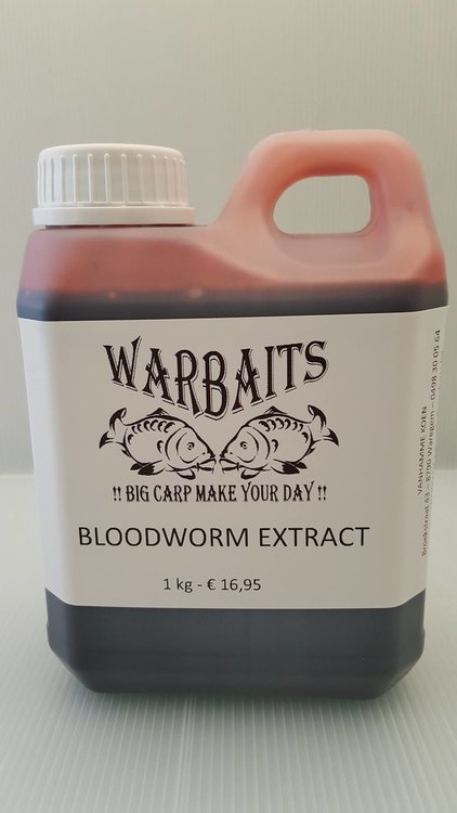 Bloodworm Extract - 1kg